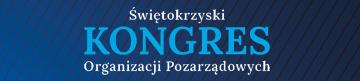 Baner Świętokrzyskiego Kongresu Organizacji Pozarządowych