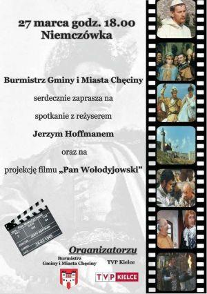 Spotkanie z Jerzym Hoffmanem