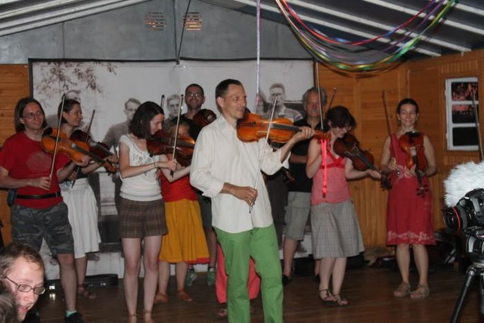 Wizyta w Kieleckim Taborze Domu Tańca
