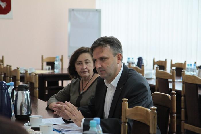 Posiedzenie Komisji Edukacji Kultury i Sportu