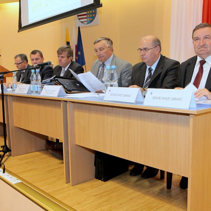 O ochronie środowiska i adaptacji do zmian klimatu podczas XXXV sesji Sejmiku