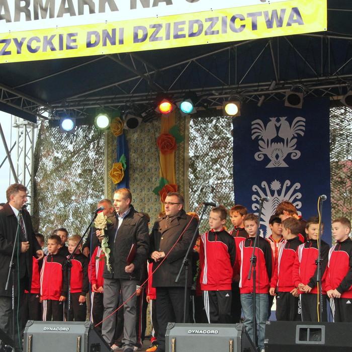 Jarmark na Św. Michała w Daleszycach