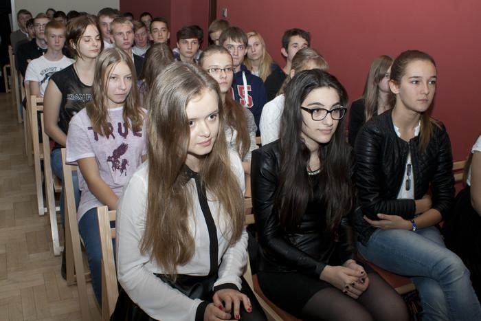 Debata Młodych z marszałkiem