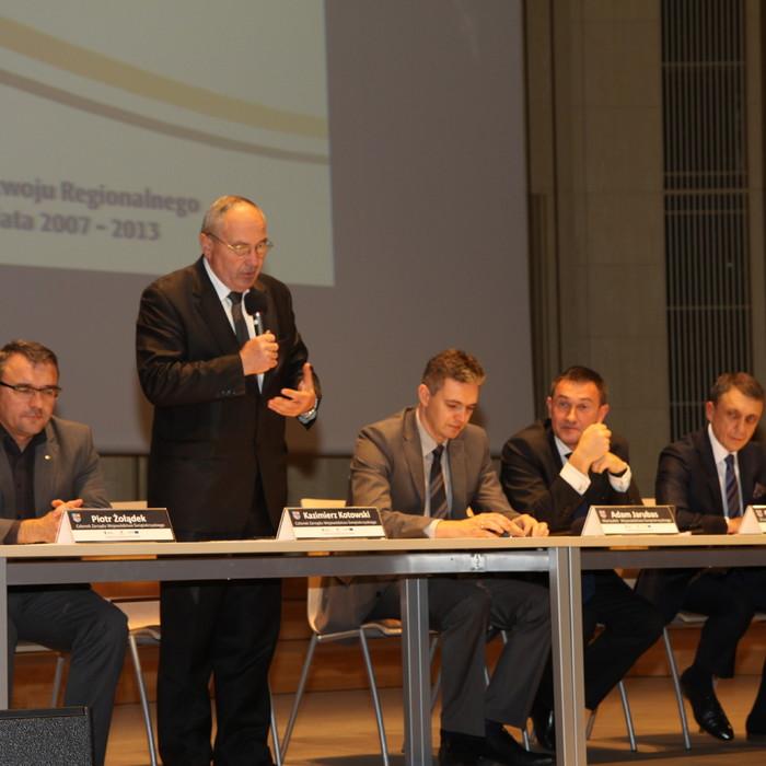 O wykorzystanych szansach i nowej perspektywie na konferencji podsumowującej RPO WŚ