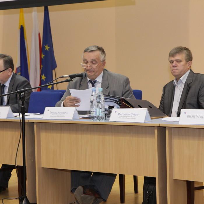 XXXVI sesja Sejmiku Województwa Świętokrzyskiego