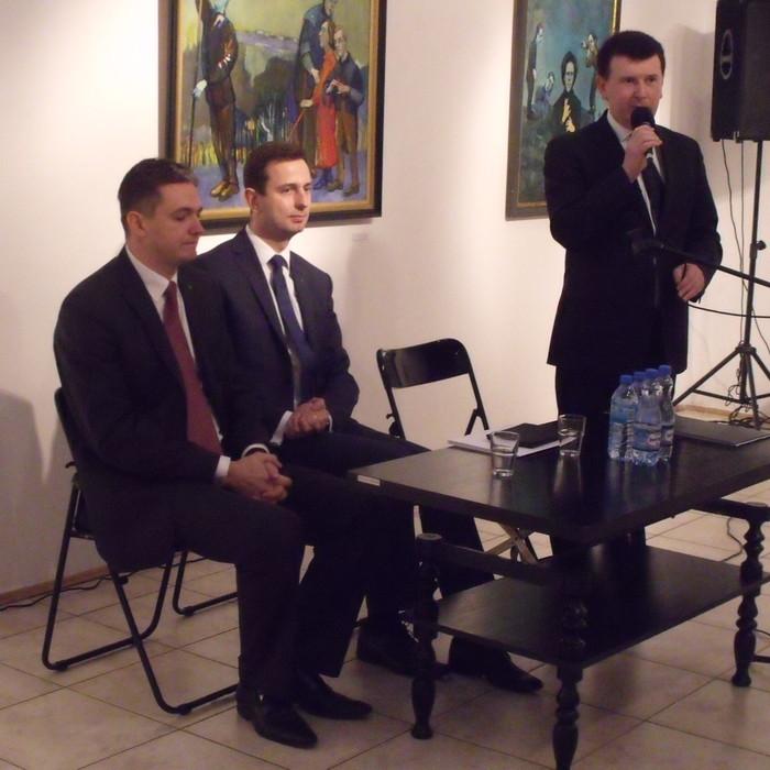 Minister w Ostrowcu