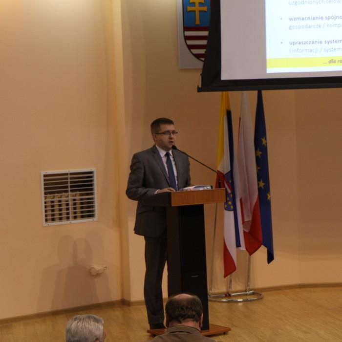 Przedstawiono projekt RPO WŚ na lata 2014-2020