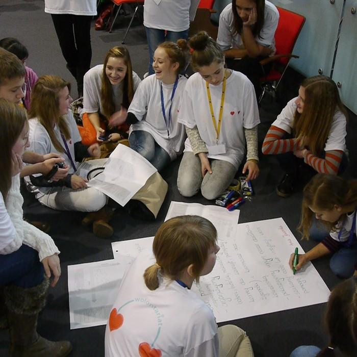 O wolontariacie pracowniczym w Bydgoszczy