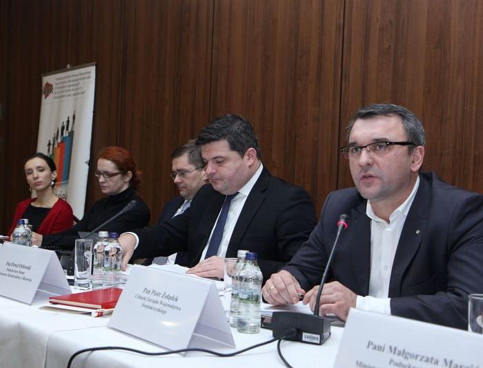 W Kielcach obraduje Komitet Monitorujący PO KL