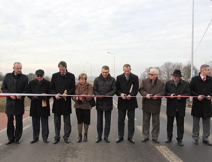 Droga z Kielc do Łopuszna otwarta