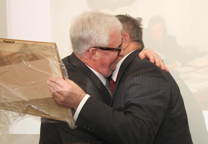 Święto Ryszarda Czarnego. Marszałek gratuluje jubileuszu