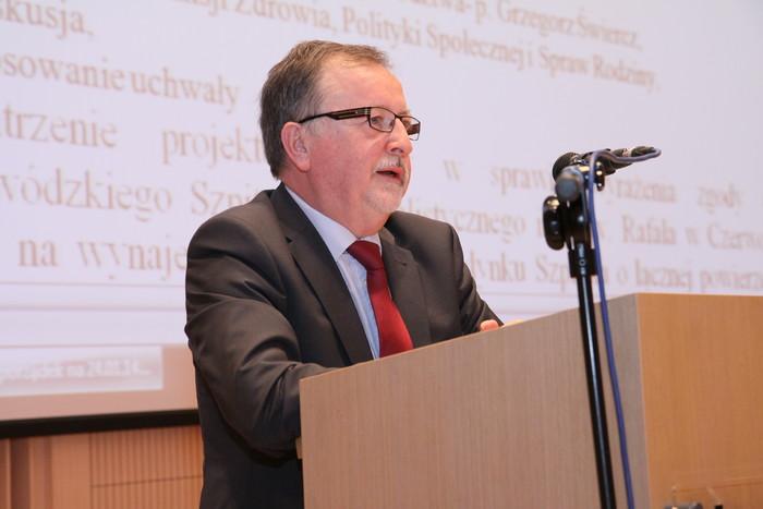 Józef Grabowski nowym wiceprzewodniczącym Sejmiku