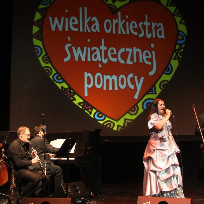 Orkiestra zagrała w Kielcach