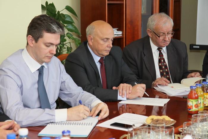 O współpracy samorządu województwa z przedsiębiorcami