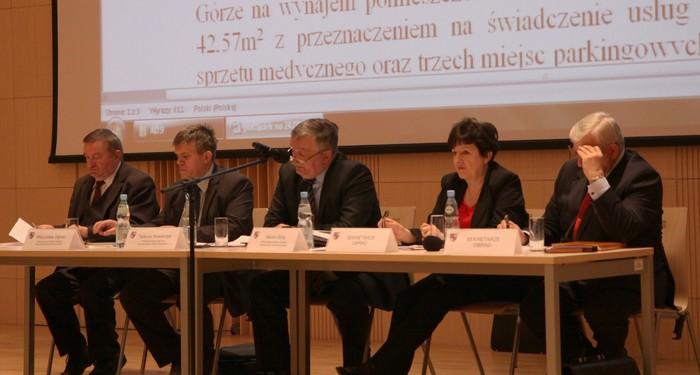 XL sesja Sejmiku Województwa Świętokrzyskiego