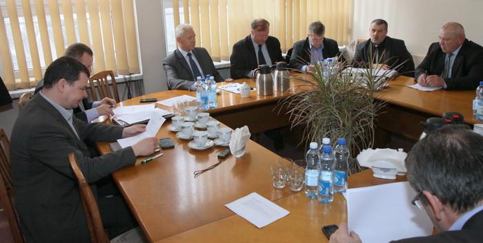 Obradowała  Komisja Rolnictwa Gospodarki Wodnej i Ochrony Środowiska