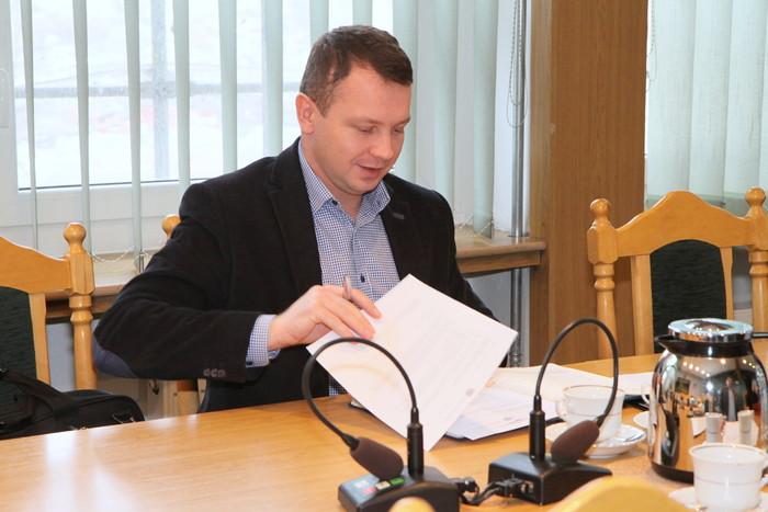 O bezpieczeństwie mieszkańców podczas Komisji Samorządu Terytorialnego