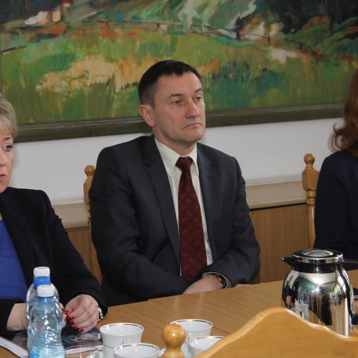 """Obradował zespół ds. konsultacji """"Wojewódzkiego programu wyrównywania szans osób niepełnosprawnych"""""""
