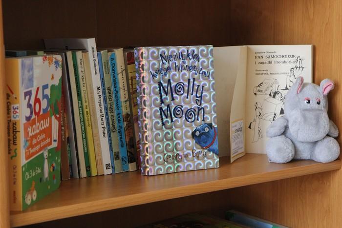 1,5 tysiąca książek dla maluchów