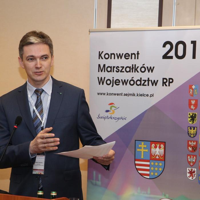 Obrady Konwentu Marszałków Województw RP