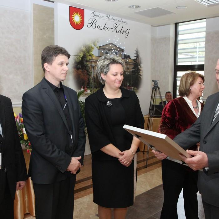 Certyfikaty dla świętokrzyskich producentów
