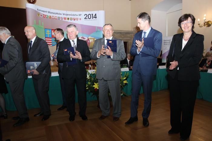 Konwent Marszałków Województw RP w Sandomierzu