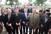 Zamek Krzyżtopór oficjalnie otwarty po renowacji