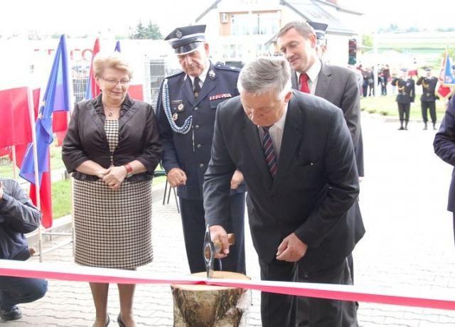 Strażacy świętowali w Kazimierzy Wielkiej