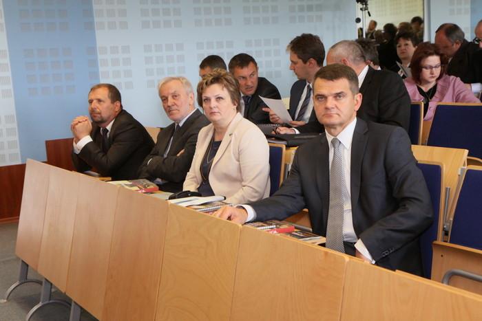 Radni Sejmiku uczcili 100. rocznicę Czynu Niepodległościowego