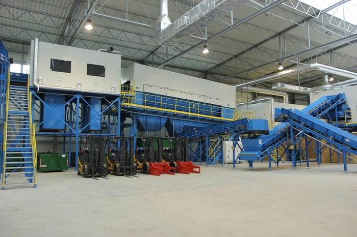 W Rzędowie otwarto nowoczesny Zakład Gospodarki Odpadami Komunalnymi