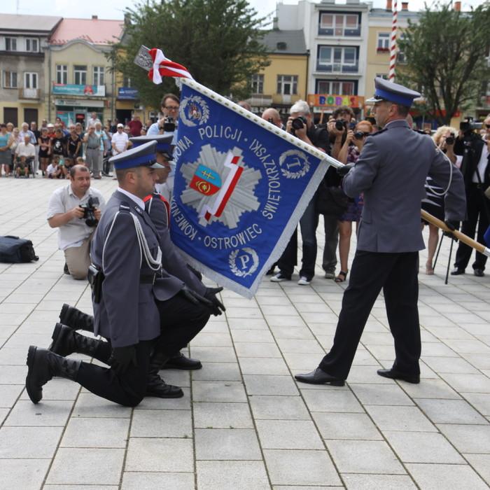 Wojewódzkie święto wszystkich policjantów