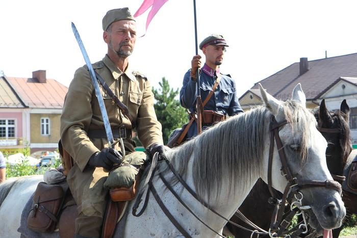 Kadrówka w Jędrzejowie. Wspominali marsze z lat 80-tych