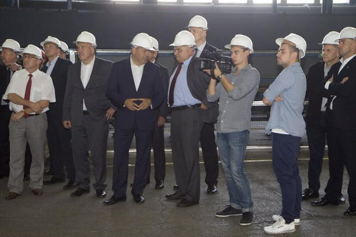 Wicepremier Janusz Piechociński spotkał się ze świętokrzyskimi przedsiębiorcami