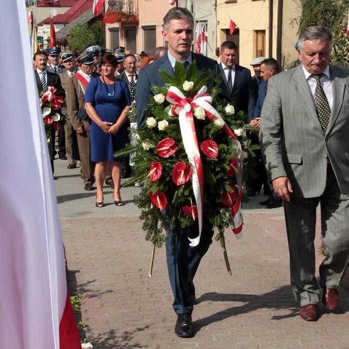70. rocznica pacyfikacji Skalbmierza