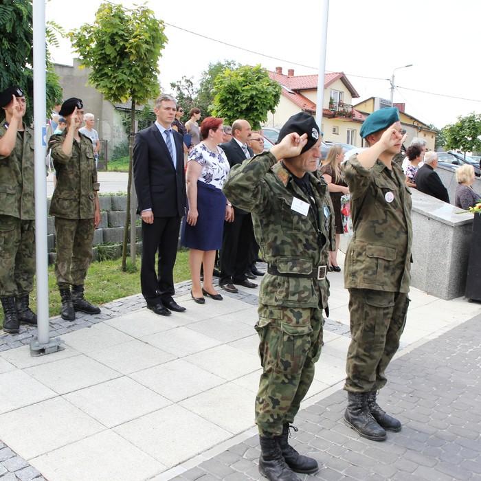 Powitaliśmy Kadrówkę w Wodzisławiu