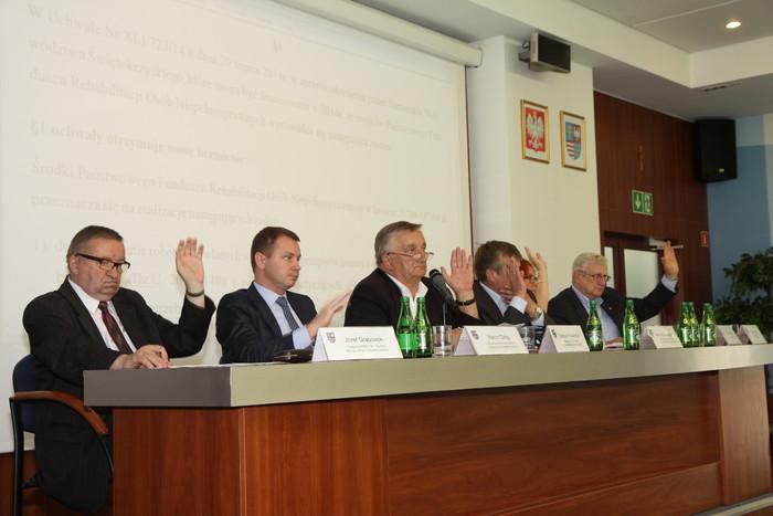 XLVI sesja Sejmiku Województwa Świętokrzyskiego