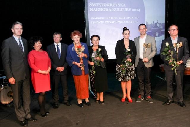 Świętokrzyskie Nagrody Kultury i wyróżnienia dla 23 twórców