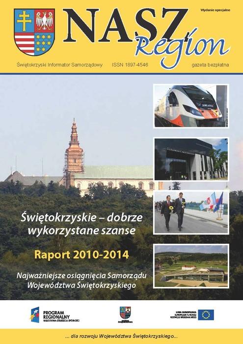 Wydanie specjalne. Raport 2010-2014