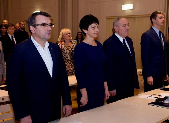 Radni wybrali Zarząd Województwa Świętokrzyskiego