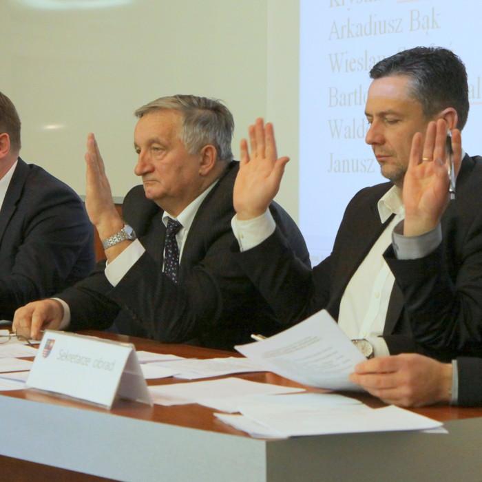 Sejmik ustalił skład komisji i ich przewodniczących