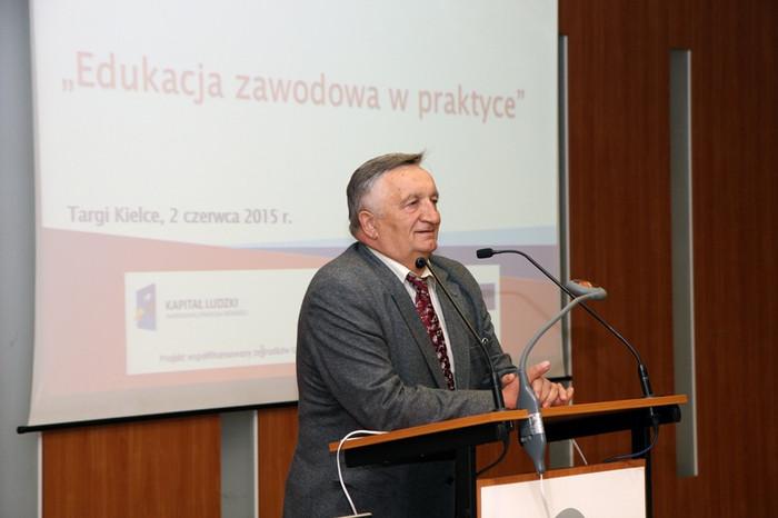 Ważna edukacja zawodowa – happening w Targach Kielce