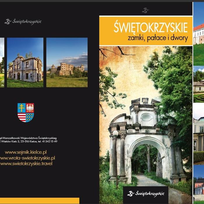 Świętokrzyskie zamki, pałace i dwory – przewodnik