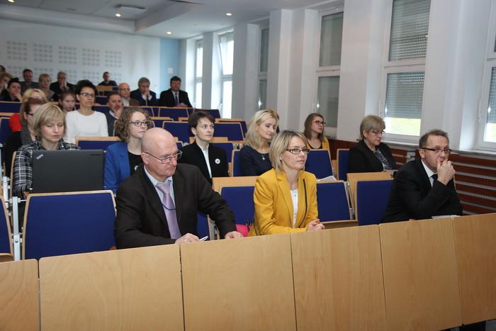 Rozmawiali o funduszach europejskich dla ochrony zdrowia w latach 2014 – 2020