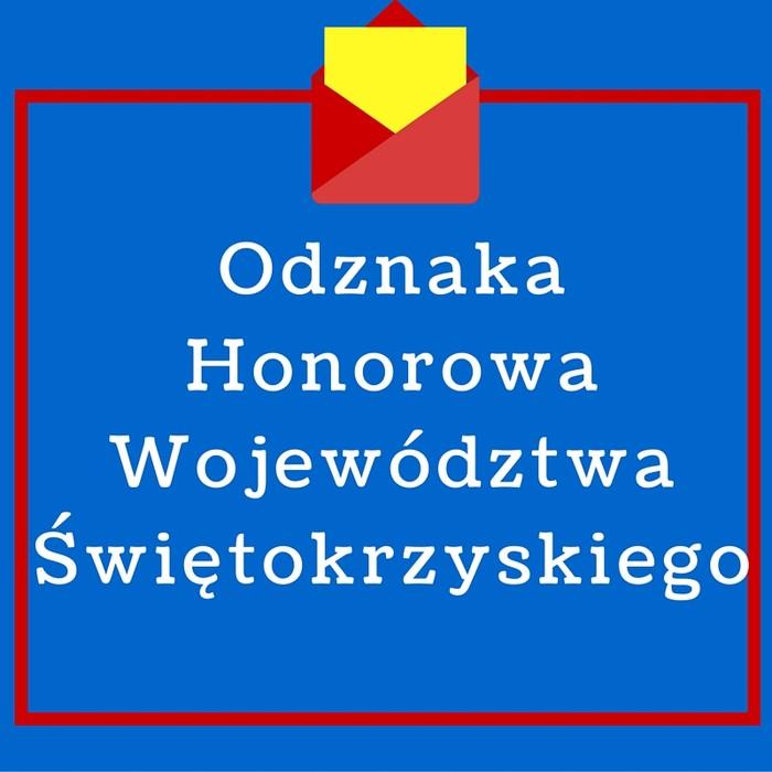 Odznaka Honorowa Województwa Świętokrzyskiego