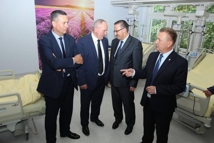 Ekonomia, estetyka, komfort pacjentów –  inwestycja w szpitalu w Czerwonej Górze