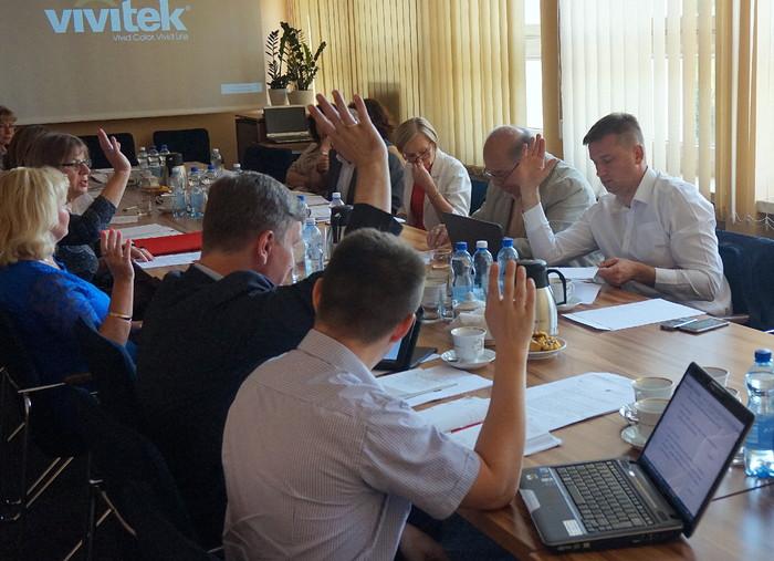 Obradowały Komisje Sejmiku Województwa Świętokrzyskiego