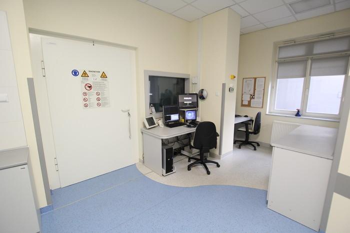Nowa pracownia rezonansu magnetycznego w WSZ w Kielcach