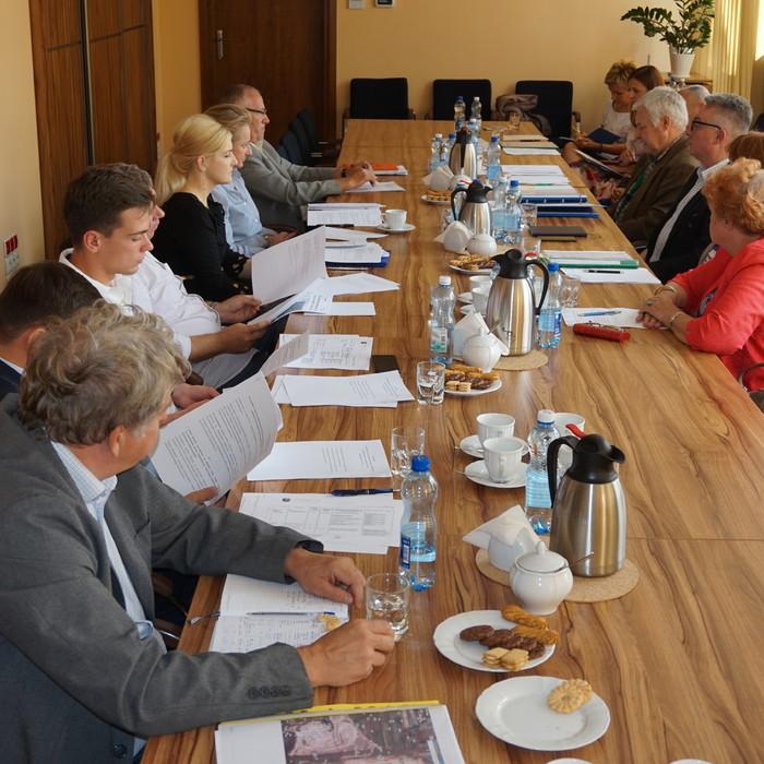 Kolejne posiedzenie Zespołu problemowego ds. sytuacji w Łagowie WRDS
