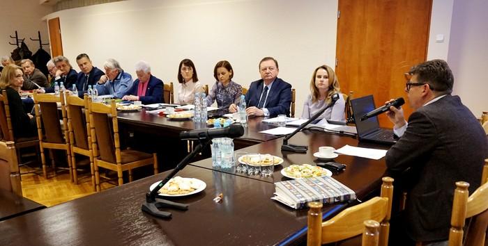 Wojewódzka Rada Dialogu Społecznego podsuwała rok