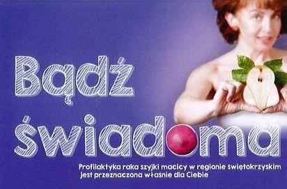 W Oleśnicy 30 stycznia nauka profilaktyki: Bądź świadoma